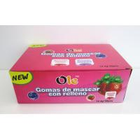 Buy cheap 4 in 1 Mint Flavor Chewing Gum / 14.4g*30pcs 2 Flavors in One Box Chewing Candy  Children's Favorite from wholesalers