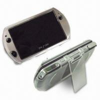 China Crystal Case with Aluminum Surface, Ideal for Sony PSP Go wholesale