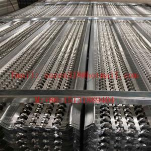 Buy cheap high ribbed formwork / China galvanized high rib meta lath mesh from wholesalers