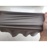 Buy cheap two-way stretch spandex anti electromagnetic radiation silver fiber fabric from wholesalers