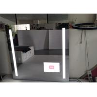 Hotel Use Mirror LED TV Wide View Angle 400cd / M2 Brightness Easy Installation