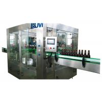 China PLC Control Energy Drink / Carbonated Drink Filling Machine 70 - 80 BPM 3500 KG wholesale