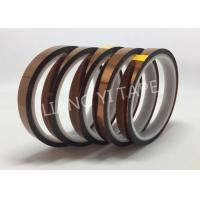 China High Temperature Heat Resistant Tape For Stabilize Optoelectronic Components on sale