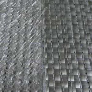 China High tensile strength Fiberglass woven roving stitched combo mat wholesale