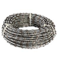 China 11.5mm Sharpen Spring Diamond Wire for Marble Quarry Cutting on sale