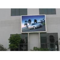 Quality High Definition IP65 Outdoor Full Color Led Display Video Wall Aluminum Cabinet for sale