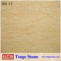 China Factory Price Cheap Egyptian Sunny Yellow Marble Slab For Stone Project on sale