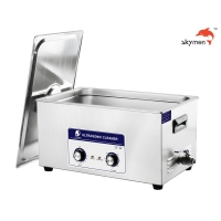 China Rifle Gun Parts 22L SUS304 Ultrasonic Cleaning Equipment on sale