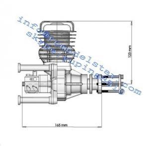 China DLE55,55cc engine,motor rc airplane kits,Airplane model engine motor,DLA DLE 55 motor wholesale