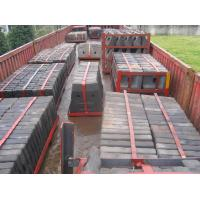 Diameter 4.0m Cement Mill Cr-Mo Alloy Steel Mill Lining With Better Surface Quality