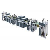 China SDSG-1200D Automatic UV Coating Machine With Three Coaters 39kw wholesale