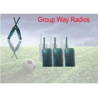 China Waterproof Handheld Digital Two Way Wire Radios AFH For Construction  wholesale