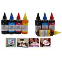 China Edible Ink Refill Kit for canon edible ink for epson edible ink for Brother Printer  for cake wholesale