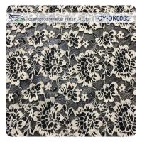 China Nylon Spandex Stretch Lace Fabric , Allover Lace For Women Garment wholesale