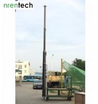China 15m lockable pneumatic telescopic mast 100kg payloads NR-3200-15000-100L wholesale