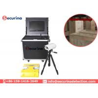 China Line Scan Uvss System , Automotive Surveillance System For Car Under Body Security on sale