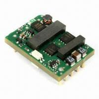 China DC/DC Converter with 36-75V DC Input and Output of 2.5-12V DC, 20A Max Current, 1/16-inch Brick wholesale