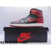 China free shipping Authentic air jordan 1 real leather hot sell sport shoes on sale
