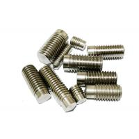 China BOLTE Welding Studs for Drawn Arc Stud Welding    Threaded Stud With Partial Thread wholesale