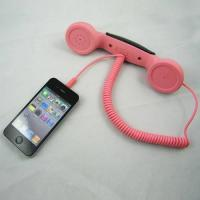 China KK T-01 Retrp telephone handset for Iphone with 3.5jack wholesale