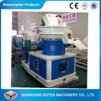 China Chiles Clients Complete Ring Die Pellet Machine and Complete Wood Ring Die Pellet Line Project wholesale