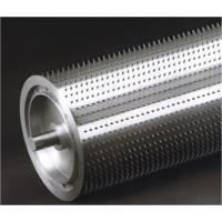 Quality PVC , PE , PP, ABS Embossing Roller With High Performance , Leather Embossing for sale
