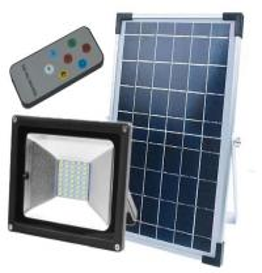 Buy cheap 96pc Led High Lumen Solar Garden Spotlights 3.7V/12000mA With Aluminium Alloy Body from wholesalers