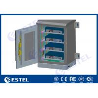 China Double Layer Outdoor Wall Mount Cabinet Small Box For Installing Mini Computer wholesale