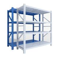 China Four Level Stainless Light Duty Shelving Easy To Assemble And Dismantle wholesale