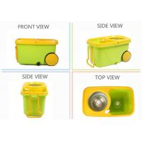 China KXY-FTX 360 spin mop with wheels,360 Spin Mop wholesale