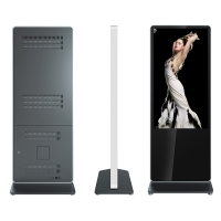 China 32 43 49 55 inch lcd bar android digital advertising player display monitor for banner and billboard on sale