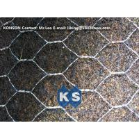 China Woven Wire Gabion Mesh Fence Galvanized Protecting Gabion Fence Net wholesale