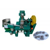 China ZXM-001 Fully Automated Snap Button Riveting Machine with alloy rivet closing on sale