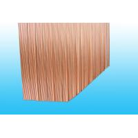 China Copper Coated Double Wall Bundy Tube , Low Carbon Steel Strip wholesale
