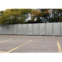 """China Mobile Noise Barriers 40dB noise reduction 48' x 144"""" for construction fence panels customized the size wholesale"""