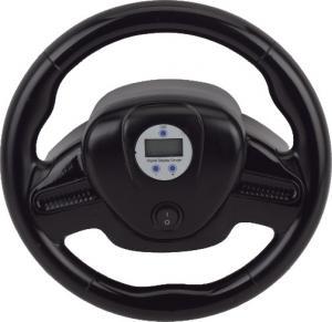 China Smart Digital tire shape car Vehicle air compressor Steering Wheel 12V Plastic wholesale