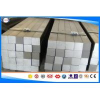 China 4140 / 42CrMo4 Cold Drawn Square Bar ,  42CrMo / SCM440  Cold Finished Steel Bar  wholesale