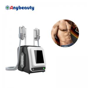 China Electric Muscle Stimulator Body Sculpting Abs Ems Machine 2 Handle wholesale