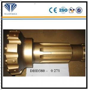 China Wearable 8 Inch DHD380 Rock Bit 271mm Dia Advanced Heat Treatment Technics wholesale