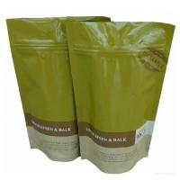 China Durable sealable Tea Packaging Bags, 250g / 500g / 1000g , stand up pouches wholesale