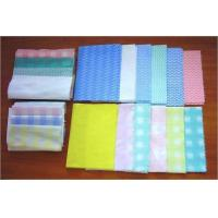 China Anti Bacterial Spunlaced Non Woven Fabric Polyester Material for home textile wholesale
