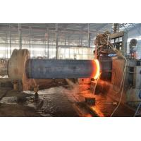 China Medium Frequency Large Diameter Steel Tube Bends 45° WPB Material wholesale