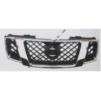 China Plastic Made Nissan Navara Parts Durable Chrome Grille ISO9001 Approval wholesale