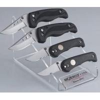 China Black Acrylic Knife Holder With Excellent Service wholesale