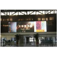 Quality Manual / Automatic P6 full color Outdoor LED Displays SMD3535 with HD Big Screen for sale