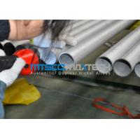 China 100% PMI Test ASTM A249 / ASME SA249 Stainless Steel Tube For Fuild / Oil Industry on sale