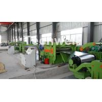 China Steel Metal Cut To Length Line High Precision For Cutting Coil Into Required Length wholesale