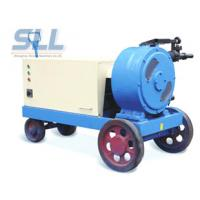 China Industrial Construction Cement Grouting Pump Squeeze Type 5mm Aggregate Diameter wholesale