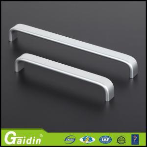 China Foshan popular styles aluminium kitchen cabinet drawer window door handles and knobs wholesale