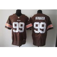 China Nike NFL Cleveland Browns 99 Paul Kruger elite jersey wholesale